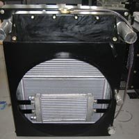 Radiator Cum Oil Cooler Assembly