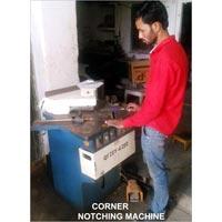 Corner Notching Machine 200x4 Mm
