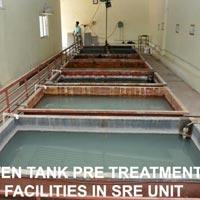 Chemical Treatment (Seven Tank Process)