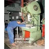 Power Punch Press