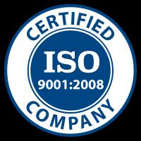 ISO-9001-2008-Certified