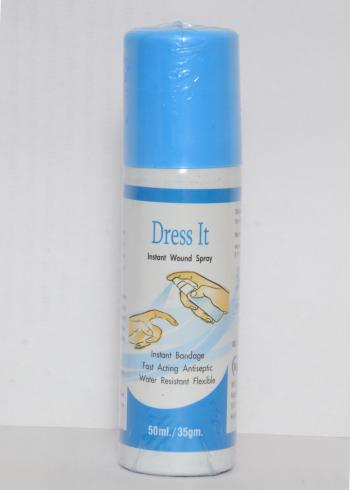 Dress It Spray