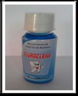 Fluroclean Mouthwash