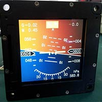 General Rugged Airborne Display Module