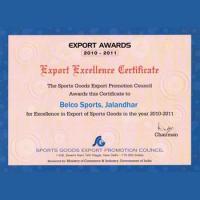 Export Awards 2010-11