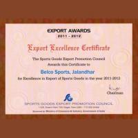 Export Awards 2011-12