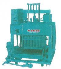 High Capacity Hydraulic Type Egg Laying Block Making Machine
