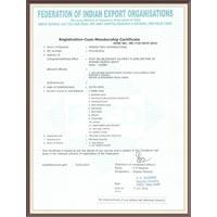 FEIO Certificate