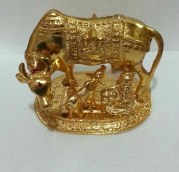 Brass Decorative Statue