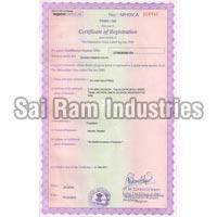 Certificate of Registration 01