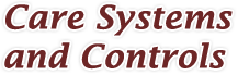 Care Systems and Controls - Company Logo