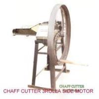 Motor Operated Chaff Cutter