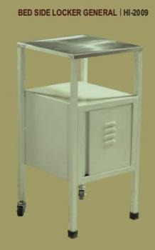 Hospital Bed Side Lockers