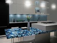 Semi Precious Kitchen Counter