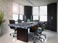 Semi Precious Stones Office Table