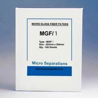 Micro Glass Fiber Filters