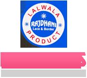 Lalwala's Rajdhani Lace