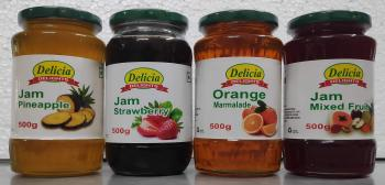 Fruit Jams