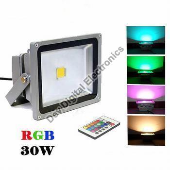 RGB LED Flood Lights
