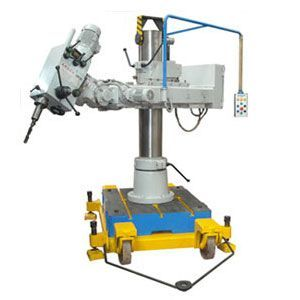 Portable Universal Radial Drilling Machine