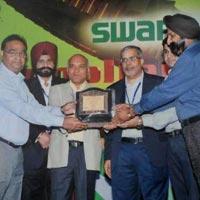 Best Development Performance Award - Swaraj