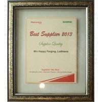 Best Supplier 2013
