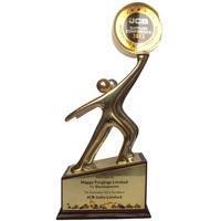 JCB Supplier Conference 2012 Award