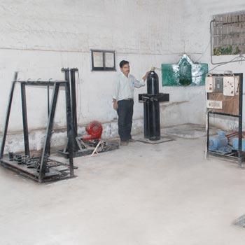 Cylinder Testing Station -2