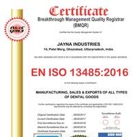 EN ISO 13485:2016