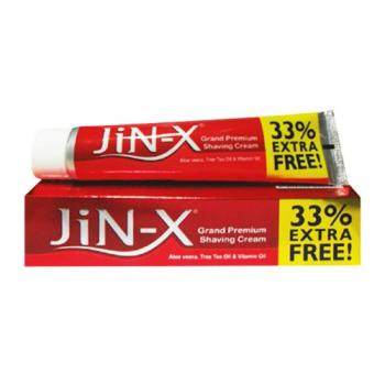 JIN-X Shaving Cream
