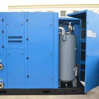 High Pressure Screw Compressor