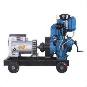 Water Air Cooled Generator