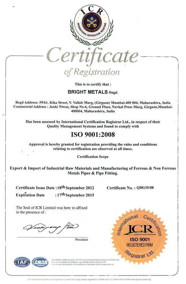 Certificate 06