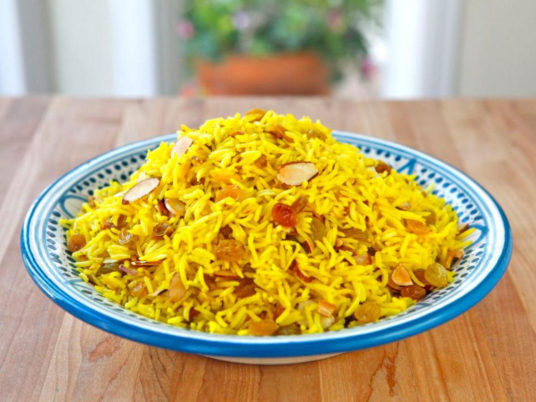 Kesari Bath Rice