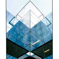 Steel Structural Glazing