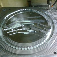 Cavity CNC Machining