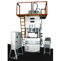 Single Station Quench Presses