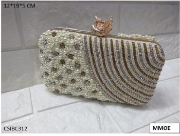 Box Clutch Purse