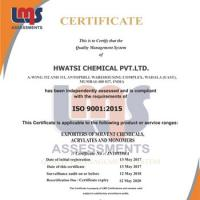 Hwatsi Chemical Pvt. Ltd.