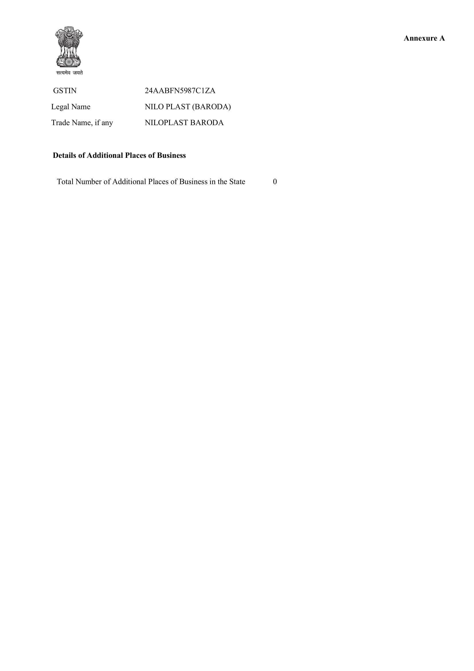 New GST Certificate 02