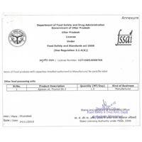 FSSAI License 02