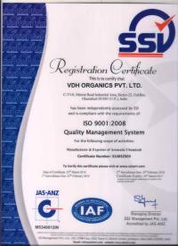 HACCP Certificate 02