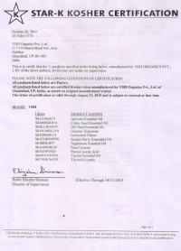 Star-K Kosher Certificate 01