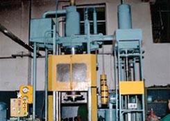 Aluminium Die Casting Plant