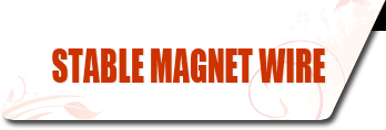 Stable Magnet Wire