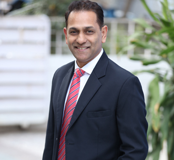Mr. Manish Parekh (President and Executive Director - Furniture)