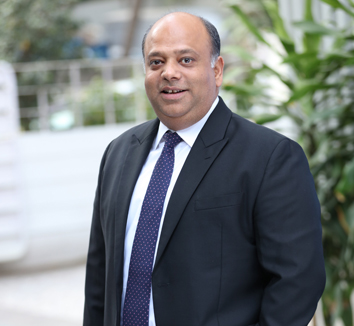 Mr. Nayan Parekh (President and Executive Director - Material Handling)