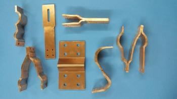 Copper Laminated Connectors