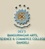 Bangurnagar Arts, Science & Commerce Colege Dandeli