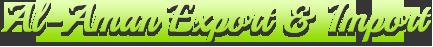Al-Aman Export & Import